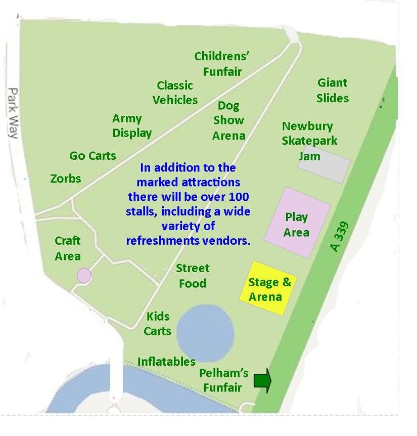 Victoria Park Overview