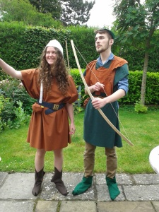 Merry Men Costumes