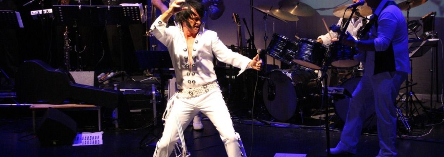 Elvis Tribute Band - Trouble