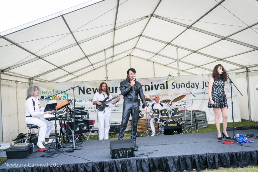 Elvis Tribute Band -Trouble